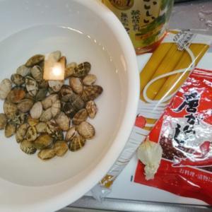 おうちで簡単ボンゴレビアンコの作り方【あさりと白ワインのパスタ】