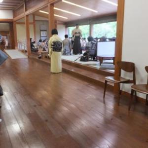 松江城大茶会