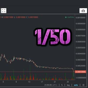 MasterCoreCoinが大暴落…1/50になるwwwwwwwww Coinexchange取引高上位常連の草コインに何が起こったのか
