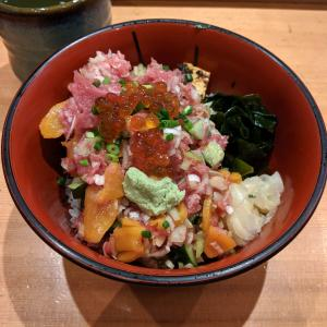 寿司屋のネギトロ【菊すし】