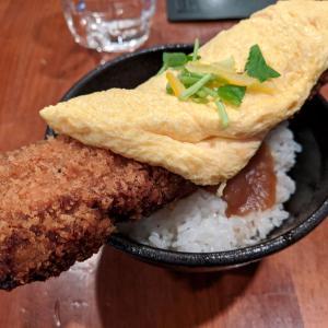 でっかい角煮カツのカツ丼【さま田】