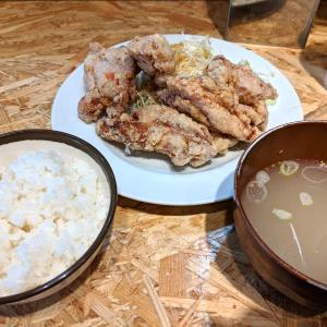 種類豊富な唐揚げ【らんまん食堂】