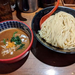 カレーつけ麺!【三田製麺所】