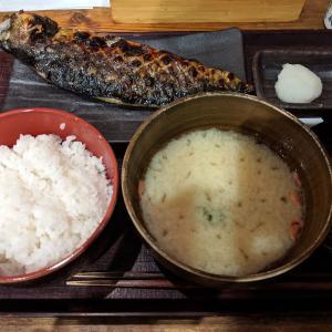 焼き魚定食が16種類もある夢のような店【越後屋平次】