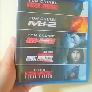 今頃になってトム・クルーズの格好良さに悶絶する。