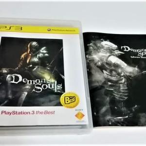 PS3の【デモンズソウル】を今頃買った。
