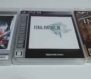 PS3の中古ソフト、3本買った。