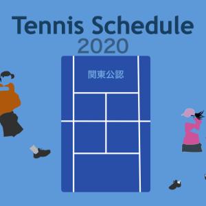 1月締切日 関東公認大会 2020