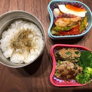 7月4日。今日の娘のお弁当(o^^o)