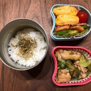 7月17日。今日の娘のお弁当(o^^o)
