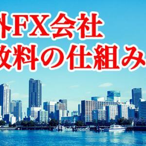 海外FX手数料を抑えたい初心者必見!海外FX会社手数料の仕組み