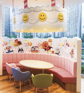 横浜アンパンミュージアムの「プレミアムバースデープラン」が楽しそう!一緒にケーキを作ろう。