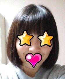 3ヵ月ぶりに髪をカットしました。楽ちんです💇✨