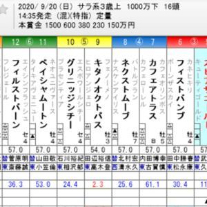 ☆WIN5 No. 514+ローズステークス他☆