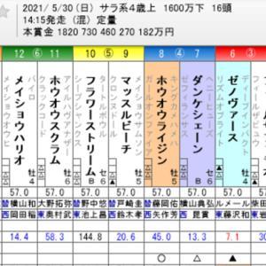 ☆WIN5 No. 554+日本ダービー他☆