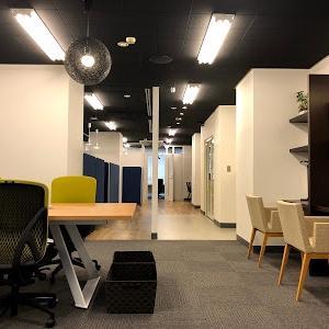就活生にワーキングスペースを無料開放 #WorkOn