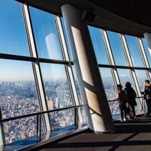 東京スカイツリーで東京都民50%OFFキャンペーン