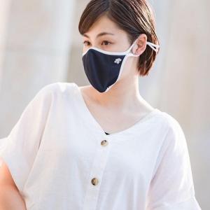息苦しさとムレを抑制し身体を動かす際にも快適に着用できるようこだわった「DESCENTE ATHLETIC MASK」発売