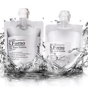 7冠達成のメンズスキンケア「S.Forno The Face Lotion&Cream」