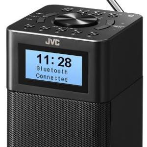 Bluetooth®を搭載し、スマートフォンの音楽も楽しめるコンパクトな縦型ホームラジオ「RA-C80BT-B」