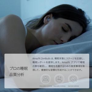 睡眠サポート用のイヤホン「ZenBuds」