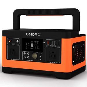 アウトドアや災害時にも活躍するポータブル電源「OD309」
