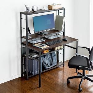 収納力と自由度を兼ね備えどんな環境でも馴染んで使えるパソコンラック