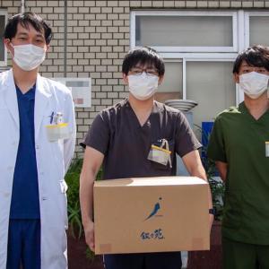 「くるめし弁当」都内23区で新型コロナウイルス患者対応にあたる医療従事者の方へ弁当1,041食を提供