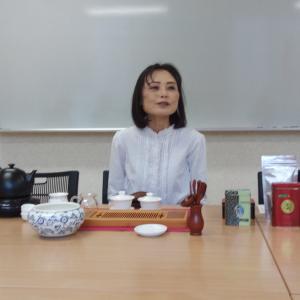 中国茶の魅力に触れらるお茶会