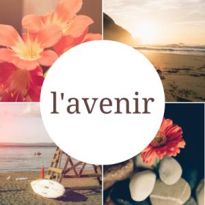 【フランス語の単語】avenirの意味は