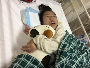 嘔吐、吐血入院1ヶ月目【呑気症】11月18日の日記