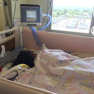 入院4日目【周期性嘔吐?】