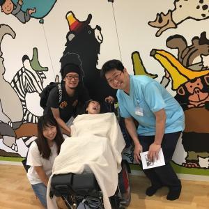 医療的ケア児重症心身障害児の訪問診療【くまだキッズ・ファミリークリニック】