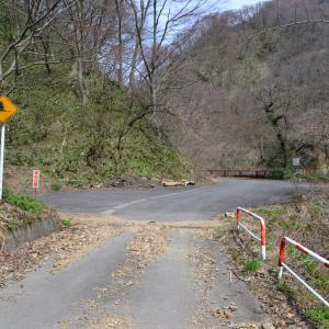 十二滝から経ケ蔵山