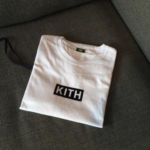 KITH Box Logo Tee