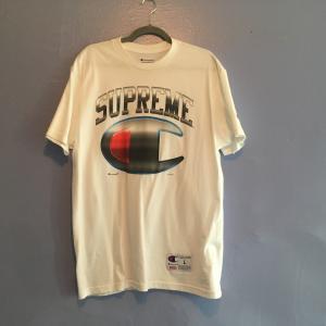 Supreme x Champion Tee