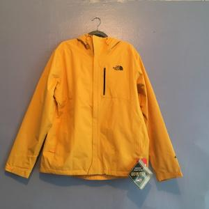 Drizzle Jacket Yellow The North Face