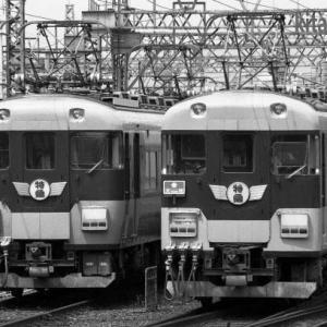 近鉄 12200系 勇退らしいですね。 1977年 京都