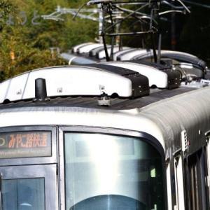 奈良線 221系 103系 みやこ路快速 上狛 2021.2.14