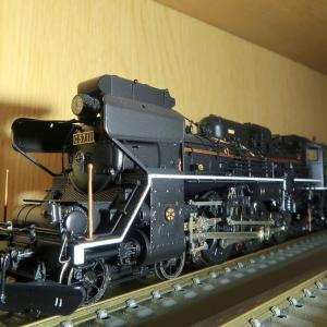 唯一の鉄道模型 C5711 播但線仕様  天賞堂 金属HO