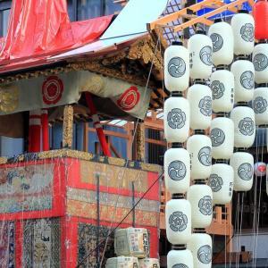祇園祭..山鉾朝練….2021.7.13.....5:30頃