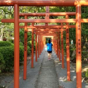 大村神社&玖島稲荷神社