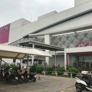 子育て駐在夫がハノイの郊外にあるイオンモールへ!日本とベトナムの文化を融合させたとても過ごしやす場所でした。