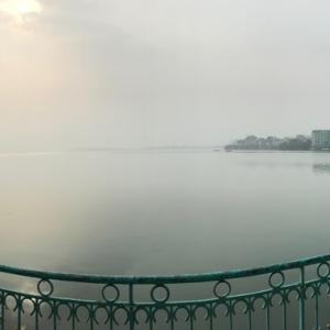 子育て駐在夫が紹介するハノイの湖ぞいの癒しスポット