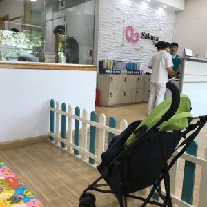 子育て駐在夫がハノイで息子を病院に連れて行きました!海外で初めての病院受診でドキドキでした。