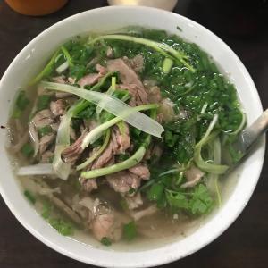 子育て駐在夫がベトナムの麺料理を紹介。ベトナムの人たちは麺料理がとっても大好きでした。