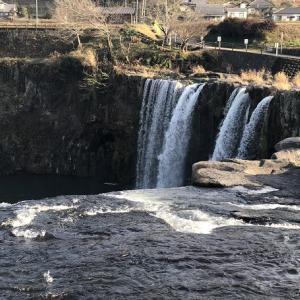 【原尻の滝(はらじりのたき)】 ~『日本の滝百選』にも選ばれている『東洋のナイアガラ』~
