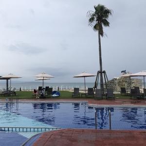 【オクマ プライベートビーチ&リゾート】(その1) 沖縄 やんばるの大自然と天然白砂ビーチを大満喫!