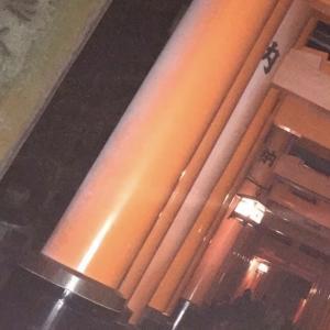 真夜中の心霊写真⑬伏見稲荷大社の千本鳥居で妖(あやかし)、もののけが写りこんだ珍しい写真。あやかしやもののけはこの千本鳥居を監視しているとか。