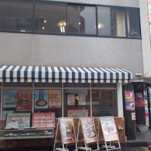 本日のランチは餃子の王将日本橋でんでんタウン店で。サービスランチを。先着20名にカルピス缶が。